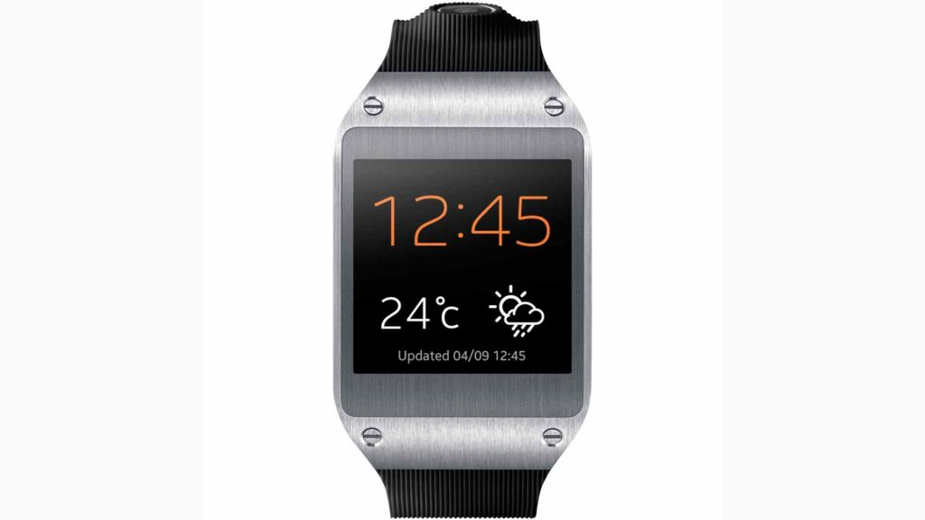 Samsung Galaxy Gear Review 2