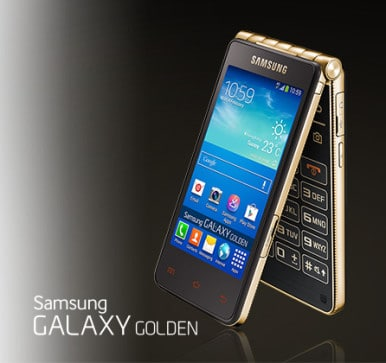 Samsung Galaxy Golden Review 1