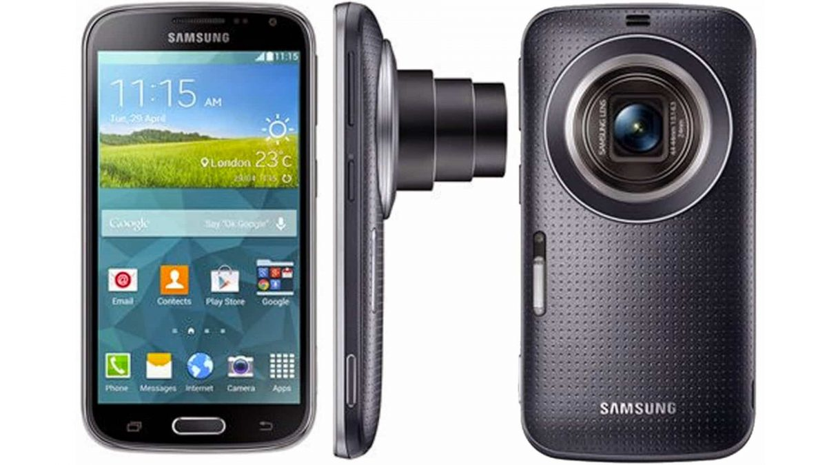 Samsung Galaxy K Zoom Review 2