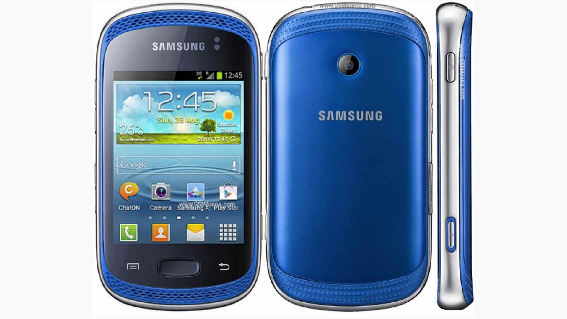 Samsung Galaxy Music Review