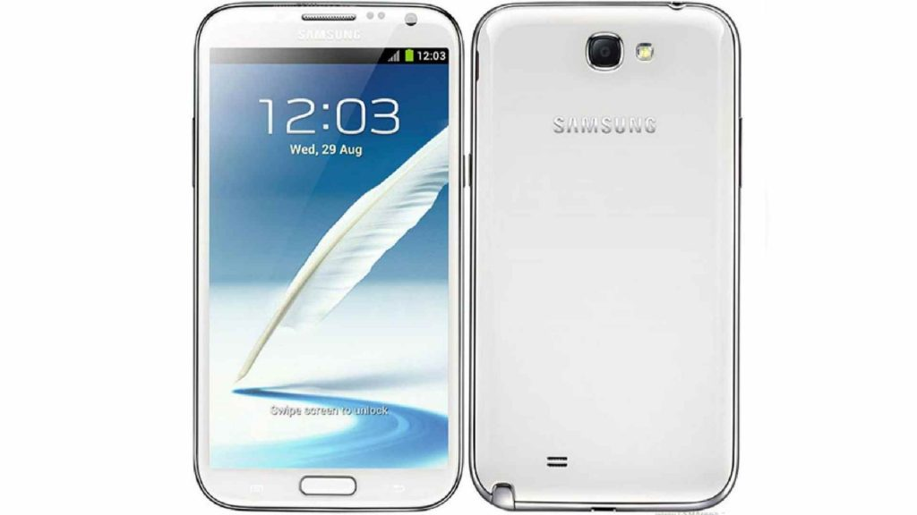 Samsung Galaxy Note 2 Review 2
