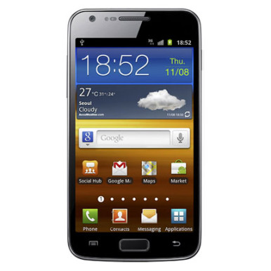 Samsung Galaxy S II Duos Review 1