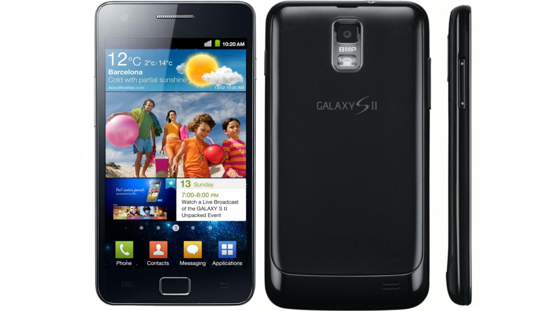 Samsung Galaxy S II Duos Review