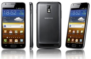 Samsung Galaxy S2 LTE Review 2