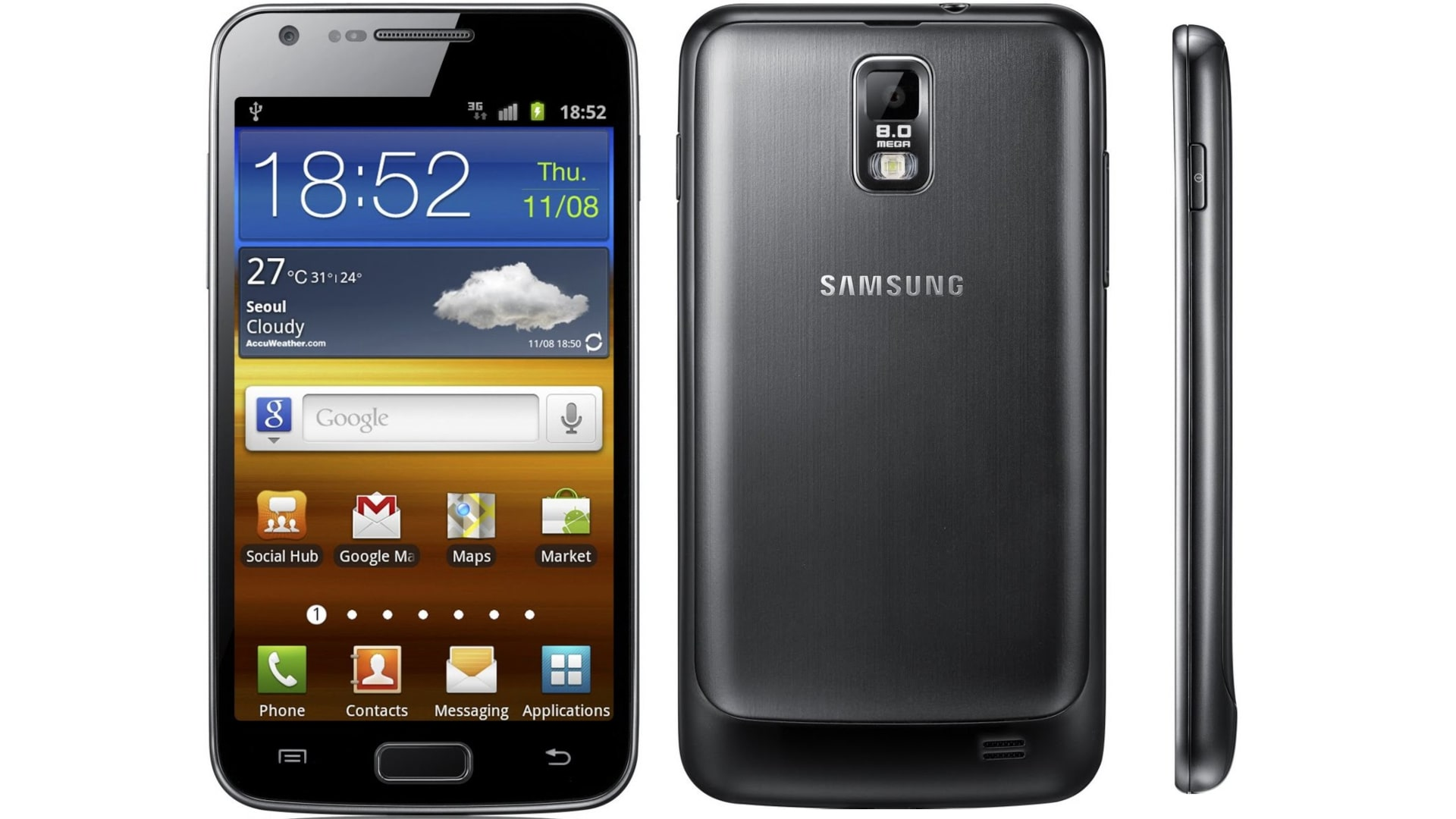 Samsung Galaxy S2 LTE Review