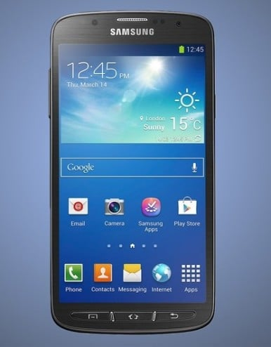 Samsung Galaxy S4 Active Review 2