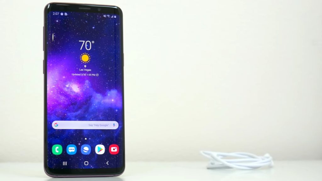 Samsung Galaxy S9 Review 2