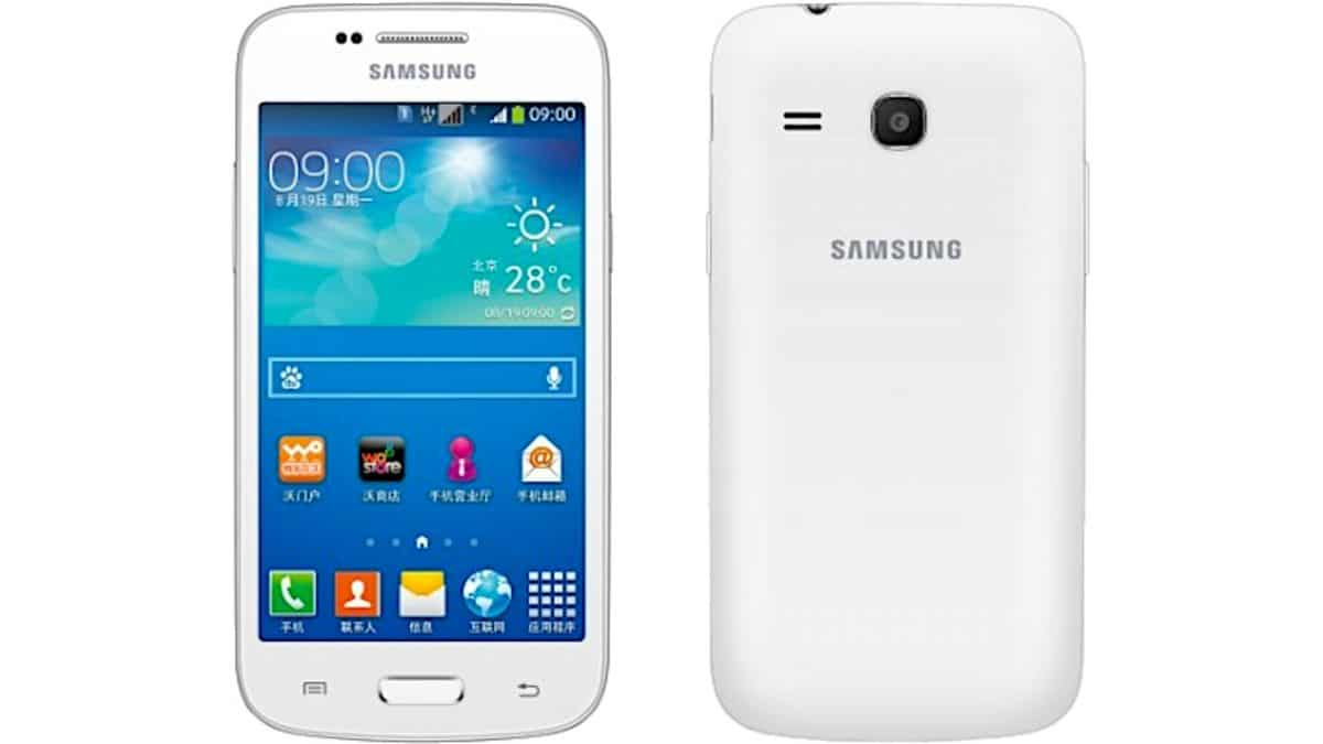 Samsung Galaxy Trend 3 Review 2