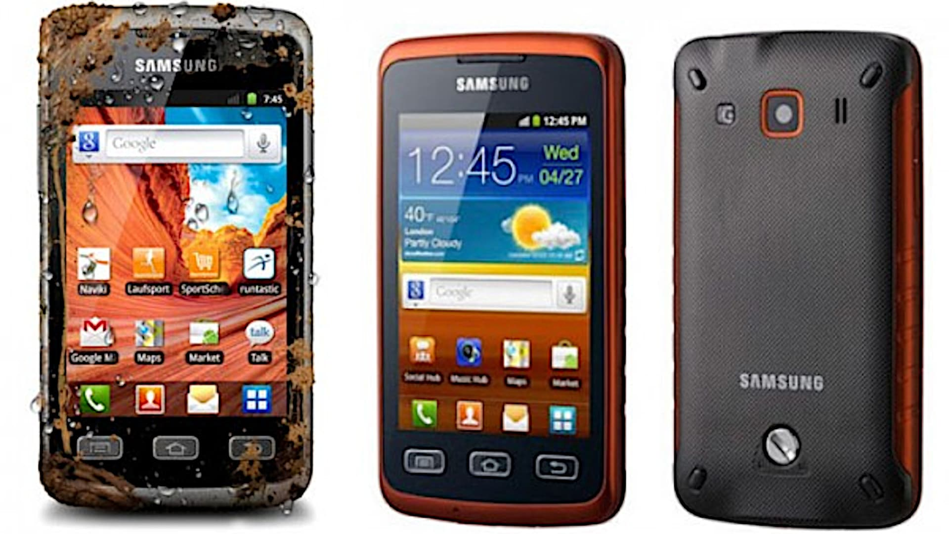Samsung S5690 Xcover Review