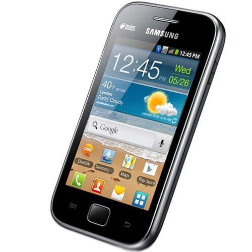 Samsung Galaxy Ace Duos Review 1