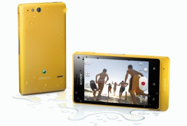Sony Xperia Go Review 2