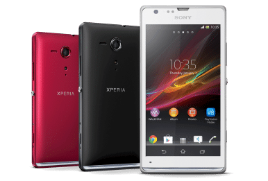Sony Xperia SP Review 2