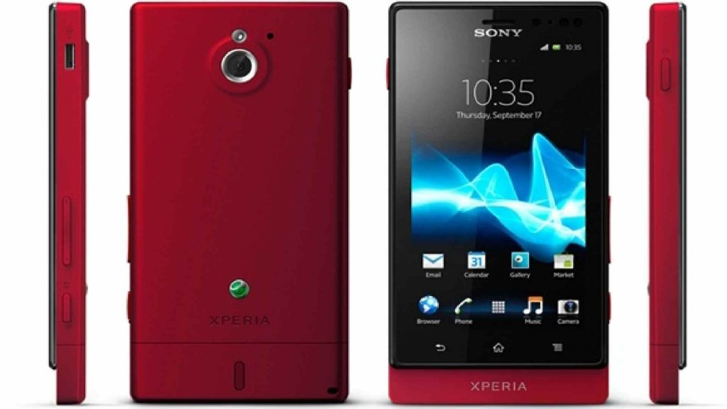 Sony Xperia Sola Red Review