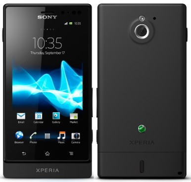 Sony Xperia Sola Review 1