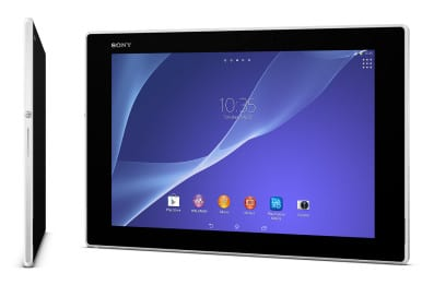 Sony Xperia Z2 Tablet Review 2