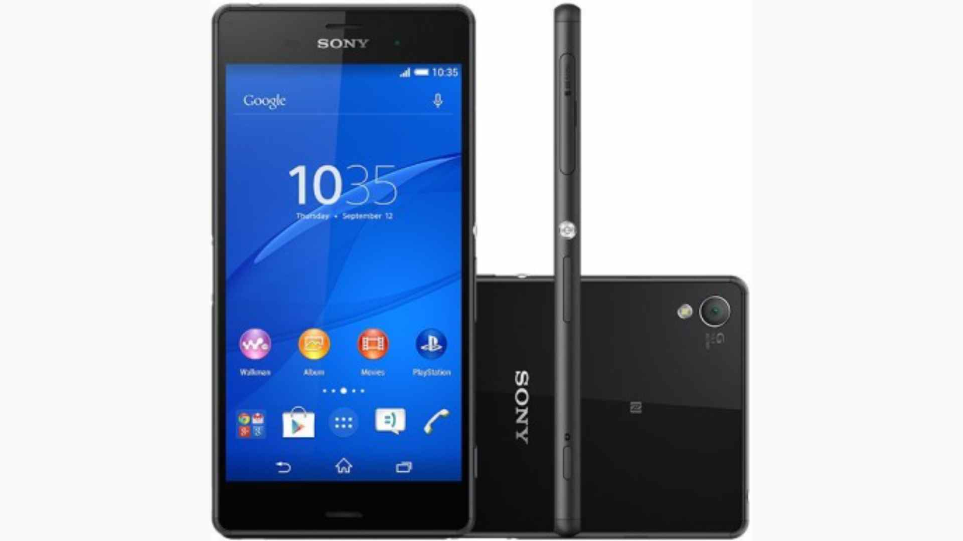 Sony Xperia Z3 + (Z4) Review