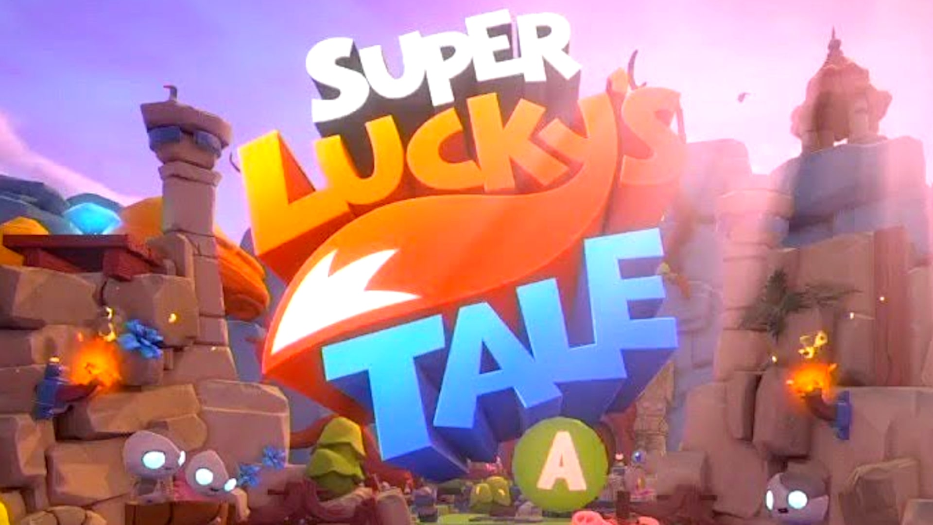 Super Lucky's Tale Game Review