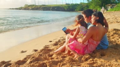 5 Reasons You Should Take a Tablet On Vacation
