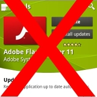 Adobe Flash is Discontinued 2