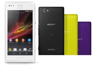 Sony Xperia M Review 2