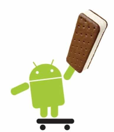 Top 5 Ice Cream Sandwich Smartphones [List] 2