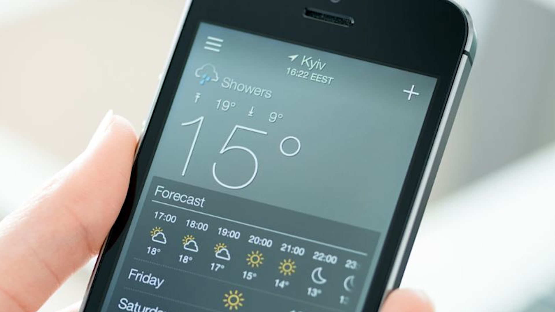 Weather Forecast Apps (List)
