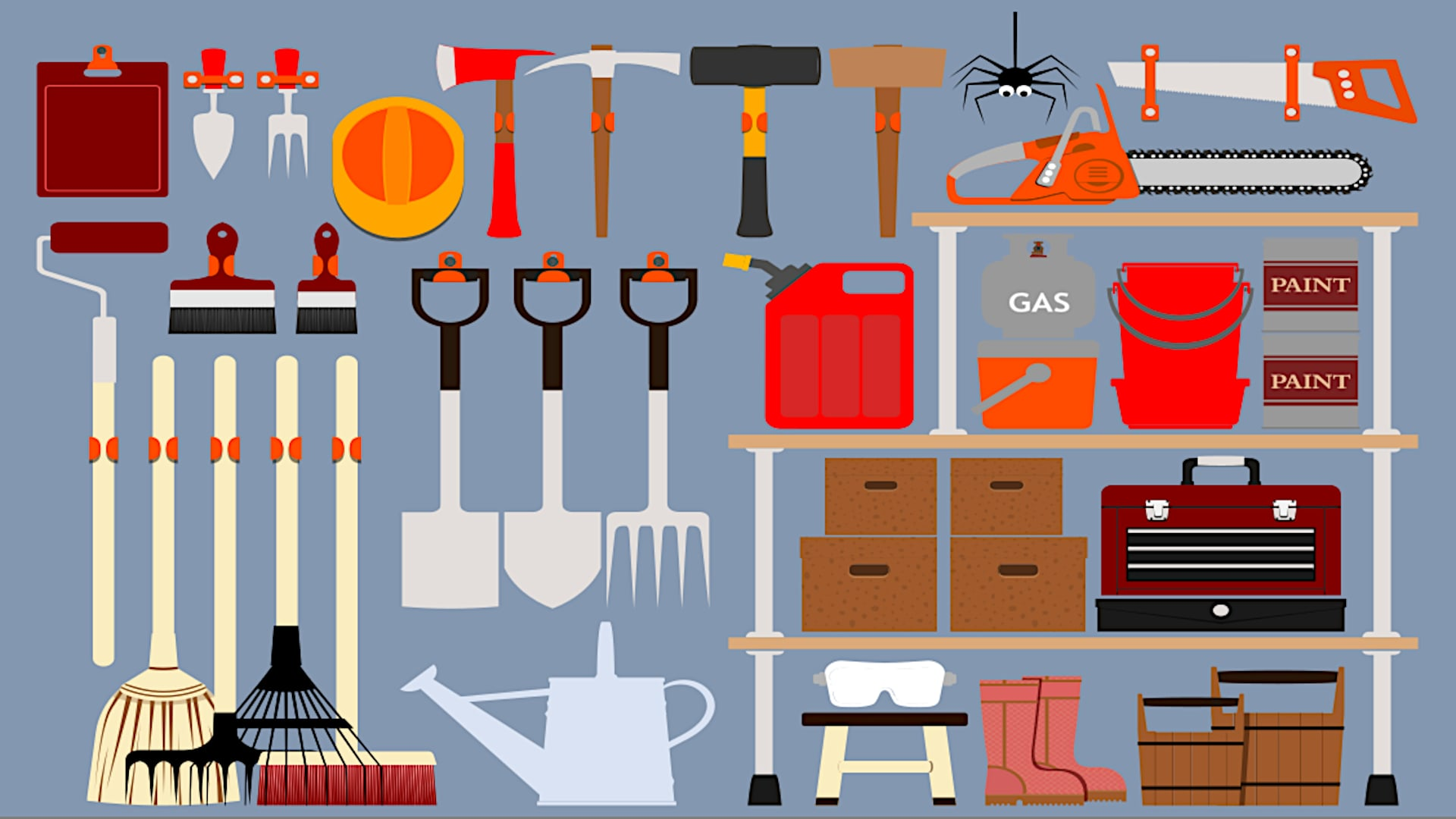 Practical Things For House And Yard