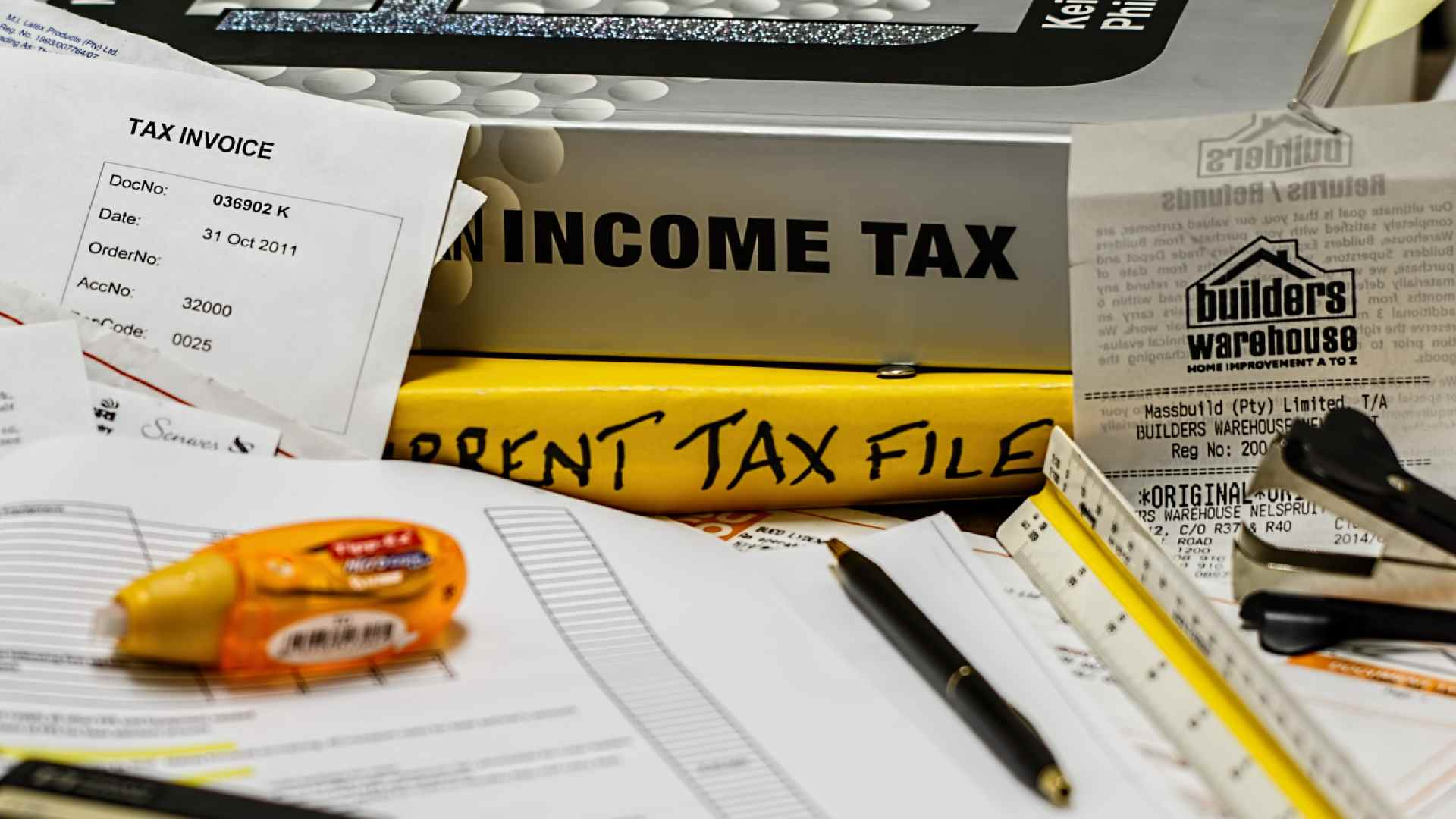 Annual Personal Income Tax [Explained]