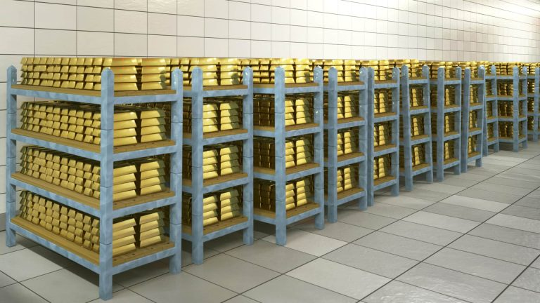 Read more about the article 5 Countries with the Largest Gold Reserves in the World