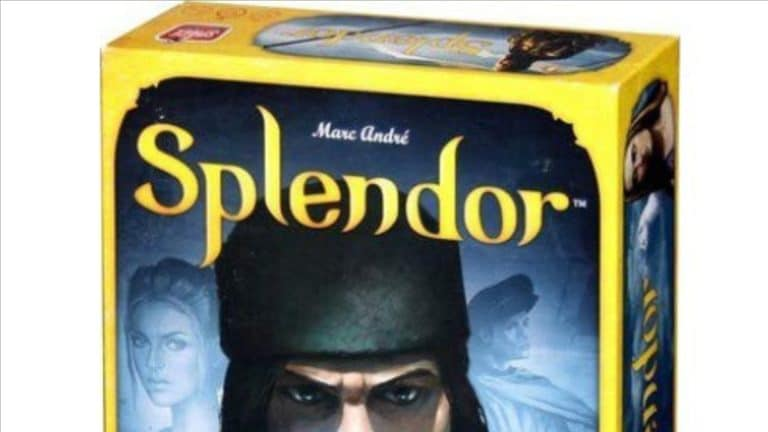 Read more about the article SPLENDOR Game Rules