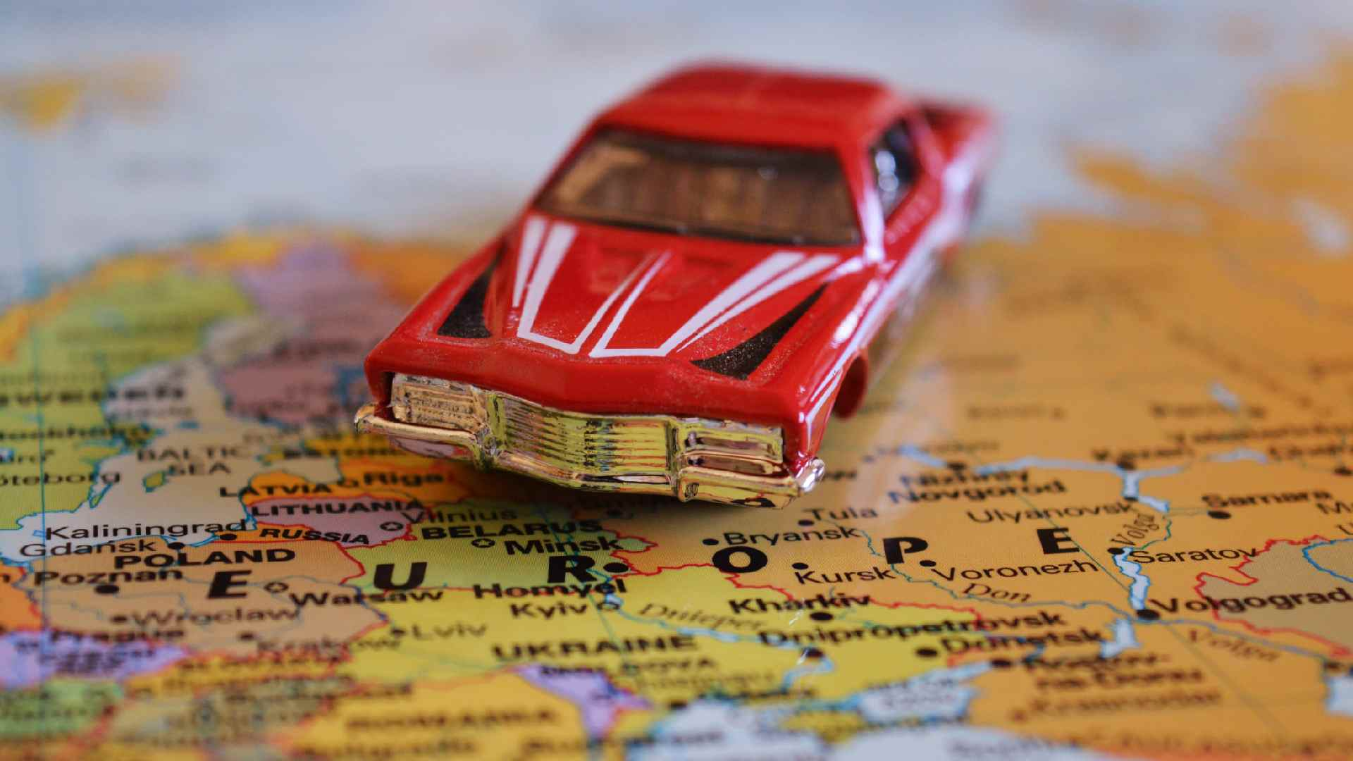 The Most Exciting Car Routes Through Europe