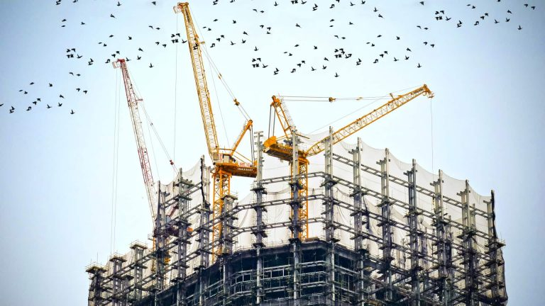 Read more about the article Here is how construction affects the development of the economy