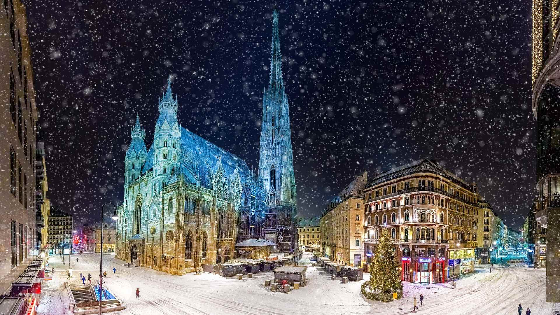 New Year Winter Fun Vacation Destinations in Europe