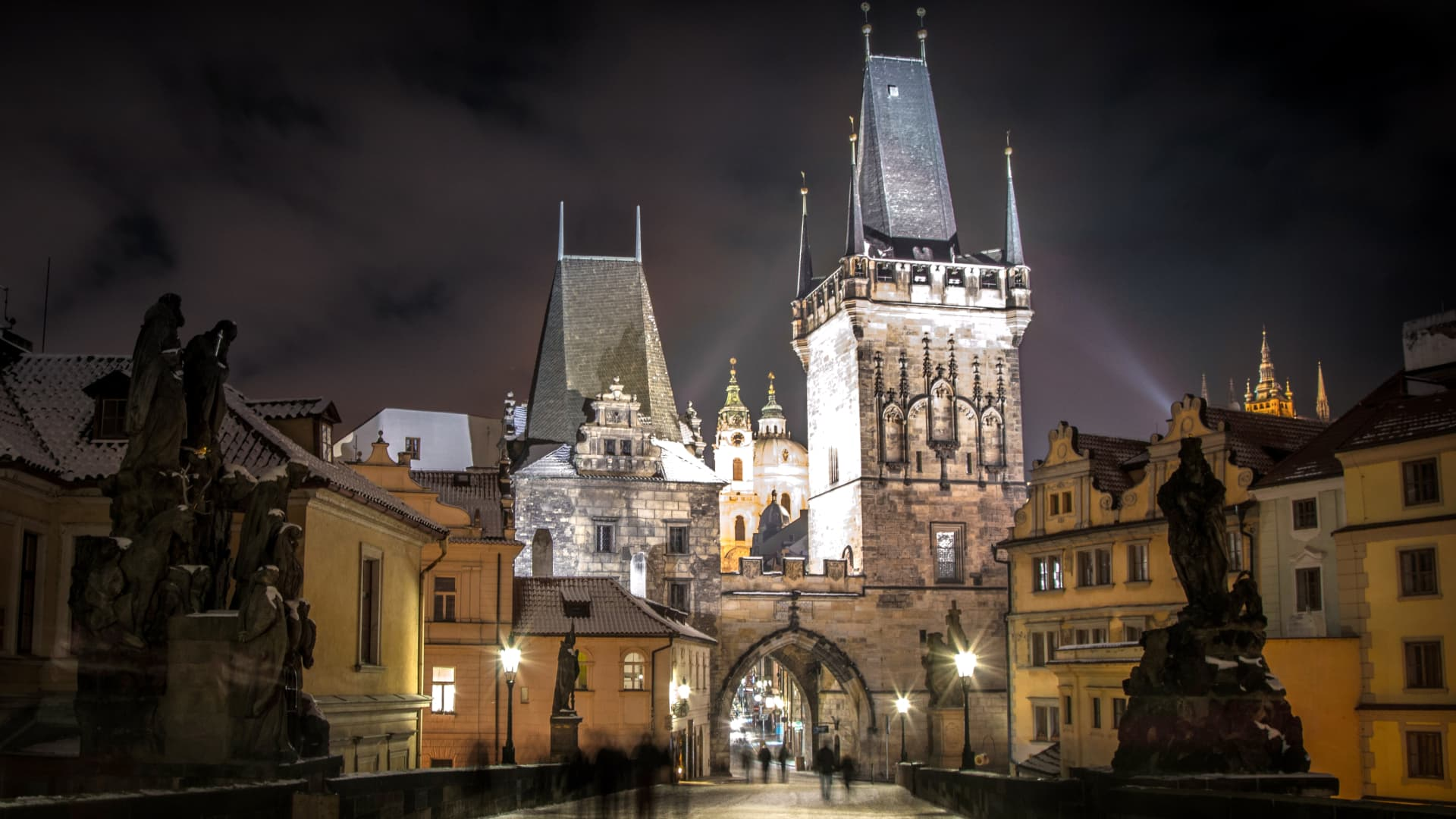 Sights of Prague that you should not miss
